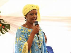 """""""It will be your fault"""" Zimbabwean First Lady Grace Mugabe ..."""