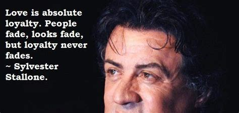SYLVESTER STALLONE QUOTES image quotes at hippoquotes.com