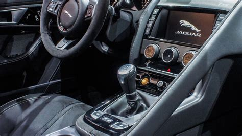jaguar manual transmission best cars and concepts of the 2014 los angeles auto show