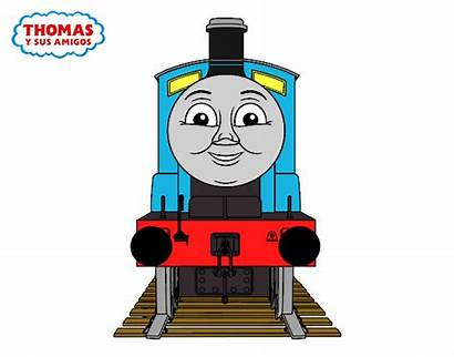 Thomas Friends Edward Coloring Registered Colored