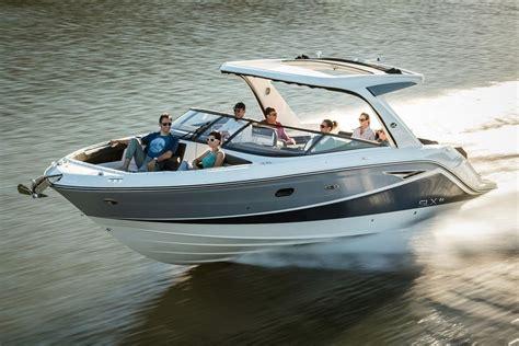 Boat Loans Cincinnati by 2018 Sea Slx 310 Power Boat For Sale Www Yachtworld