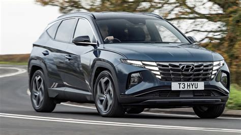 Hyundai Tucson Hybrid review   DrivingElectric