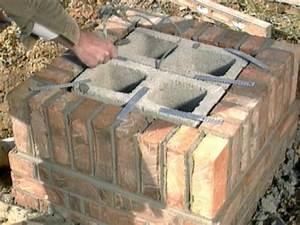 How To Build A Brick Mailbox