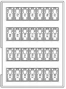 F350 Fuse Box Diagram 2007