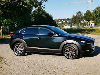 Gewissen Farblichen Extra Dem Schwarz Cx30 Mazda