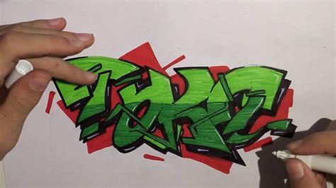 Graffiti Doke : Graffiti Sketch Doke