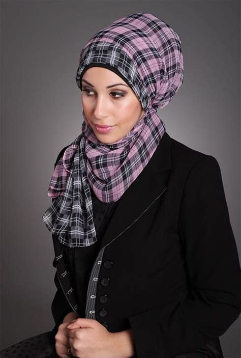 latest fashion hijab styles  head scarf designs