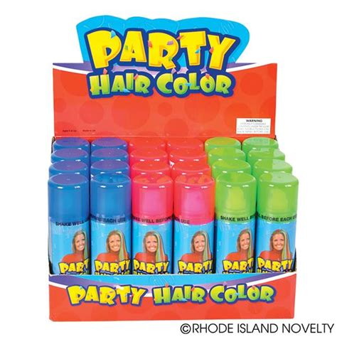 color hairspray color hairspray