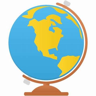 Globe Icon Earth Icons Study Learn Flatastic