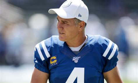 Adam matthew vinatieri is an american football placekicker who is a free agent. Indianapolis Colts aren't concerned with Adam Vinatieri's struggles