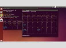 Gcalcli – Google Calendar in Command Line Desktop Widget