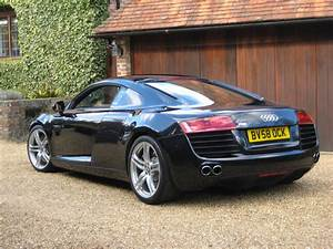 2008 Audi R8 Quattro 6 Spd Manual With Only 27 000 Miles
