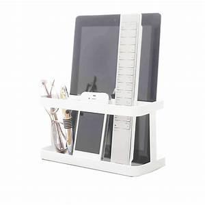Meuble Vide Poche : vide poche design blanc rangement portables tablettes ~ Teatrodelosmanantiales.com Idées de Décoration