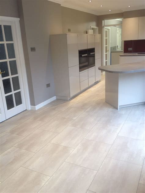 Karndean Opus flooring installed by us   the large tiles