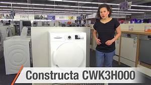 Trockner Im Angebot : constructa w rmepumpen trockner cwk3h000 jubil ums angebot der woche youtube ~ Yasmunasinghe.com Haus und Dekorationen