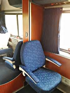 Amtrak Train Superliner Bedroom
