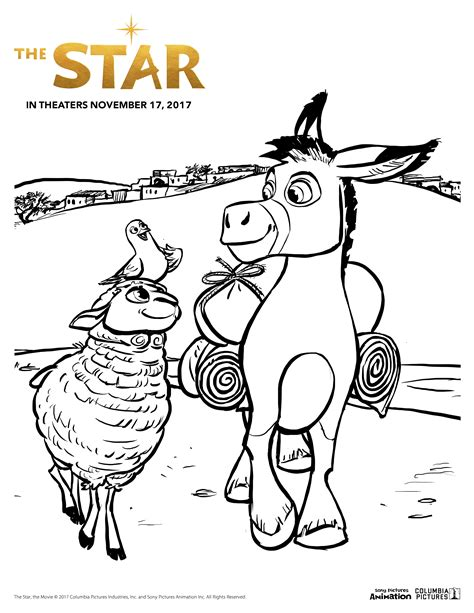 star coloring pages momstart