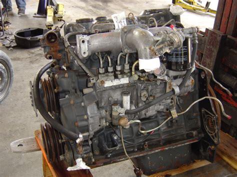 Mitsubishi Fuso Engine by Mitsubishi Fuso Diesel Engine 4d31 Fe 1990 Used Busbee S