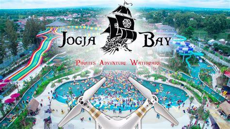 jogja bay waterpark tempat rekreasi keluarga  asyik