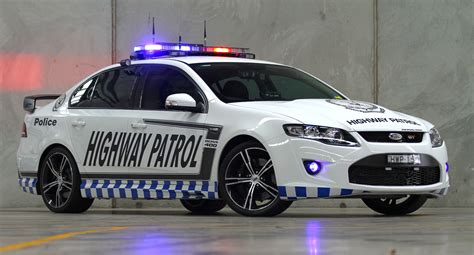 Ford's Fastest Falcon Joins The Force