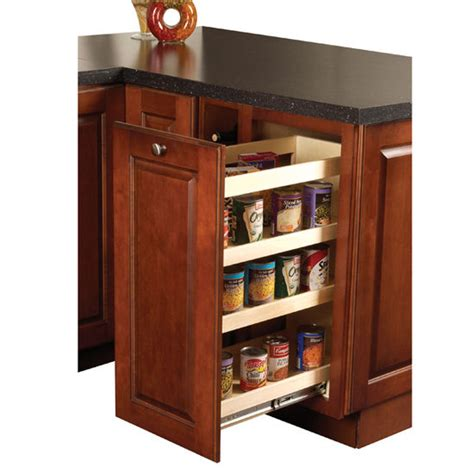 base cabinet pull out kitchen wood base cabinet pull out organizer by hafele