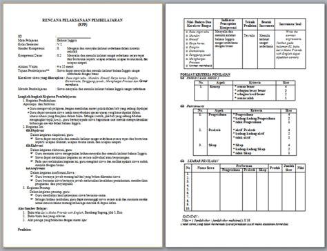 Pos berikutnya contoh panduan pengembangan rencana pelaksanaan pembelajaran (rpp) bahasa inggris. Contoh RPP Bahasa Inggris Kelas 1 2 3 4 5 6 SD MI Semester ...