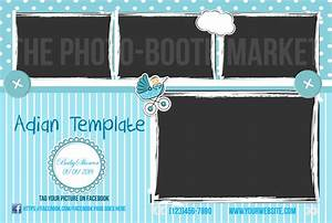 photobooth photoshop With photo booth psd template