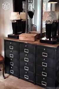 Meuble Industriel Nord : meuble industriel clapets meuble chaussures ldt ameublement nord home decor ~ Teatrodelosmanantiales.com Idées de Décoration