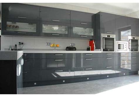 grey kitchen sierra blanca marbella costa del sol