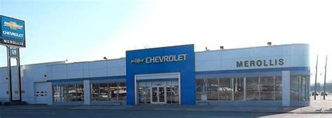 merollis chevrolet car dealers  gratiot ave