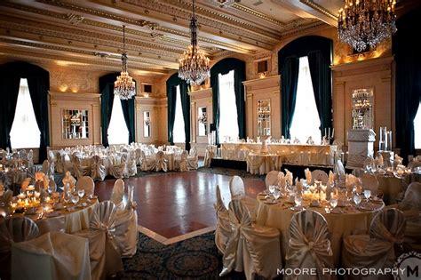 fort garry hotel winnipeg manitoba wedding inspiration receptions wedding