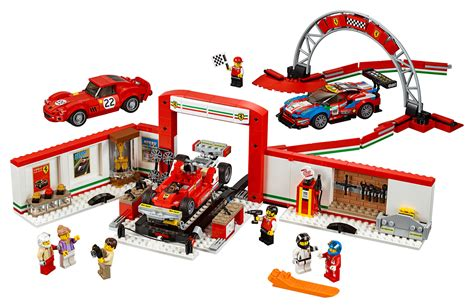 Quite simply you stay up to date and see very early the latest. 75889 LEGO Speed Champions Ferrari Ultimate Car Garage Set 841 Pieces Age 8+ 5702016110302 | eBay