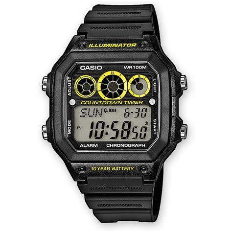 casio orologio orologio casio collezione ae 1300wh 1avef ean