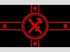 Flag of a National Socialist Australia vexillology