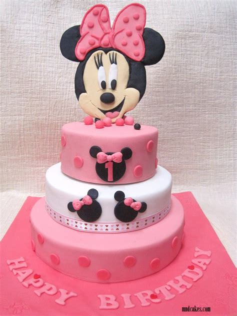 cheap wedding invitation and cakes 3 tiered minnie mouse cake for 1st