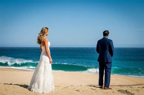 sunset beach destination wedding cabo san lucas a