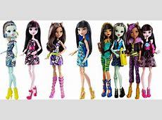 2016 Monster High Reboot Dolls And A Bonus YouTube