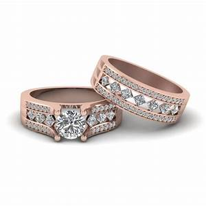 best wide band wedding ring sets pictures styles ideas With wedding ring sets for both