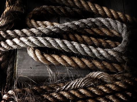 Big Boat Rope by Free Stock Photos Rgbstock Free Stock Images Rope