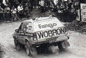 El Blog De Test Del Ayer  Renault 18 Break 4x4  Paris Dakar 1987