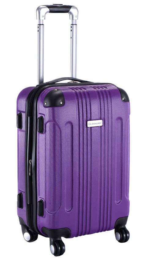 Costway - GLOBALWAY Expandable 20'' ABS Luggage Carry on ...