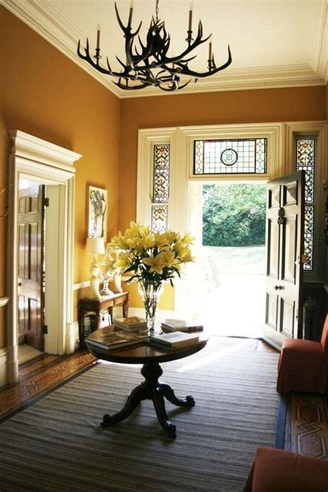 simple entry decorating wow   hourdecorated life