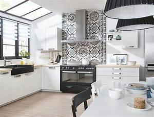 Cuisine : comment bien aménager l'espace ? Femme Actuelle