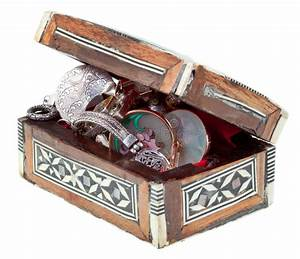 Coffre à Bijoux Bois : coffre en bois de marqueterie de perle avec des bijoux ~ Premium-room.com Idées de Décoration