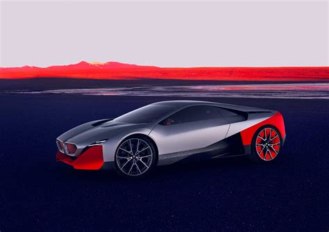 Bmw Vision by Bmw Vision M Next Teases The Future Privateer Garage