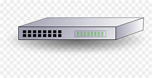 Computer Network Network Switch Kvm Switch Clip Art