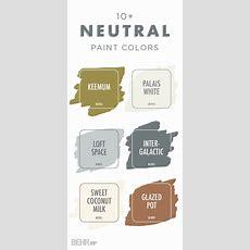 25+ Best Ideas About Neutral Color Palettes On Pinterest