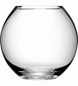 Vase Rond Transparent : vase cristal boule vase en cristal bouquet rond vase boule ronde ~ Teatrodelosmanantiales.com Idées de Décoration