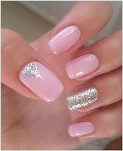 Best pink nail art design for summer nails