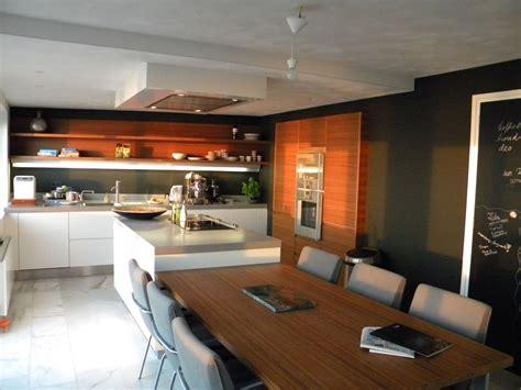 Keuken Met Kookeiland En Tafel by Kookeiland Tafel Keuken Future House And